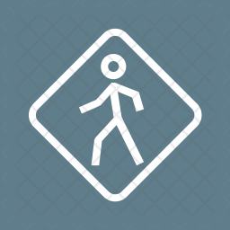 Pedestrian Icon png