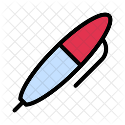 Pen Icon Of Colored Outline Style Available In Svg Png Eps Ai Icon Fonts