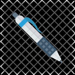 Pen Flat Icon