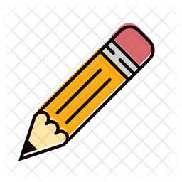 Pencil Icon Of Colored Outline Style Available In Svg Png Eps Ai Icon Fonts