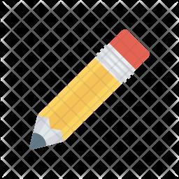 Pencil Flat Icon