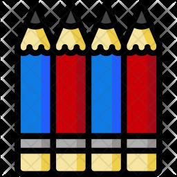 Pencils Icon png