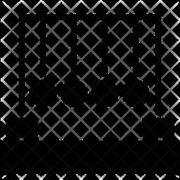 Pendulum Glyph Icon