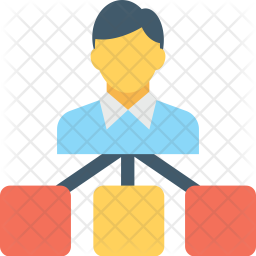 People Sitemap Icon