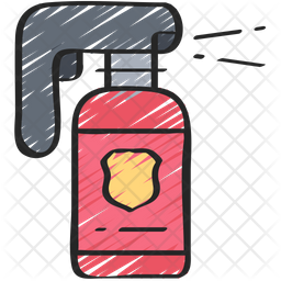 Pepper spray Icon