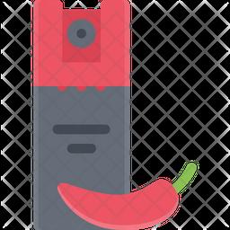 Pepper Spray Icon