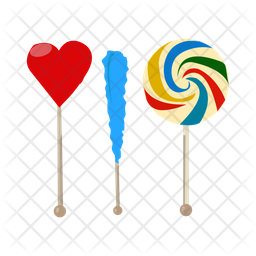 Peppermint Candies Icon