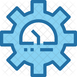 Performance meter Icon