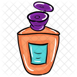 Perfume Icon Of Doodle Style Available In Svg Png Eps Ai Icon Fonts
