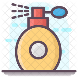 Perfume Bottle Icon Of Colored Outline Style Available In Svg Png Eps Ai Icon Fonts