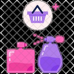 Perfumes Shopping Icon