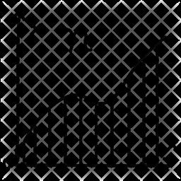 Periodic Graph Icon