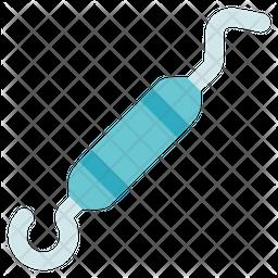Periodontal Scaler Icon