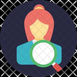 Person Finder Icon