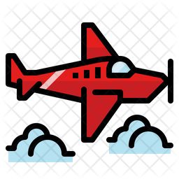 Personal aircraft Icon