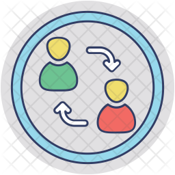 Personal Connection Icon