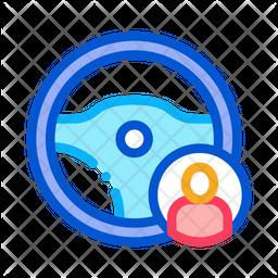 Personal Driver Icon