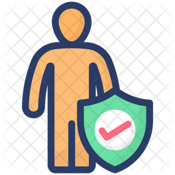 Personal Security Icon