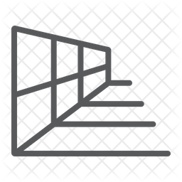 Perspective Grid Tool Icon