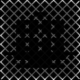 Pet Cage Glyph Icon