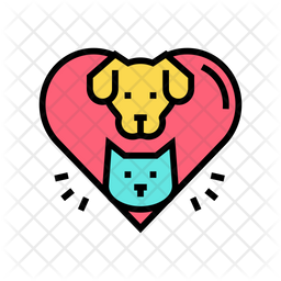 Pet Love Icon