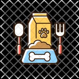 Pet restaurant Icon
