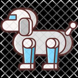 Pet Robot Icon