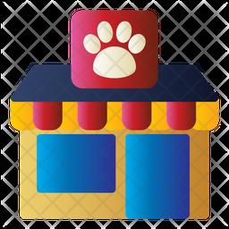 Pet Shop Icon