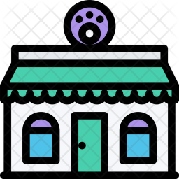 Pet, Shop, Animal, Vet, Store, Zoo Icon