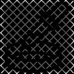 PETRI DISH Line Icon