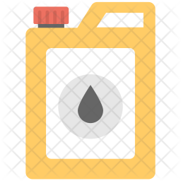 Petrol Gallon Icon