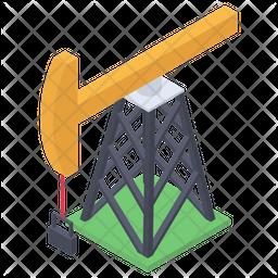 Petroleum Industry Icon