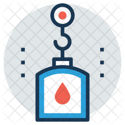 Petroleum Refinery Icon