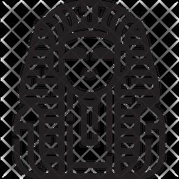 Pharaoh Line Icon