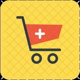 Pharmacy Cart Icon