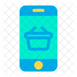 Phone Basket Icon