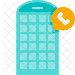 Phone Box Icon