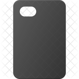 Phone case Flat Icon