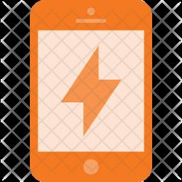 Phone charging Icon