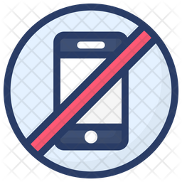 Phone Prohibition Icon