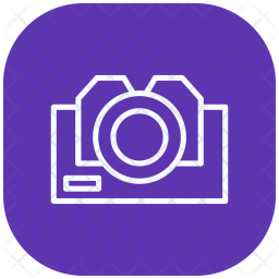 Photo, Camera, Video, Capture, Device Icon