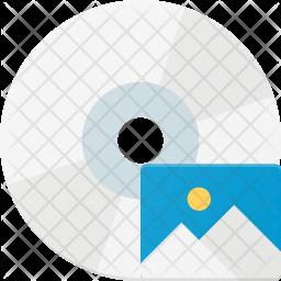 Photo cd Icon