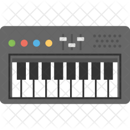 Piano Icon Of Flat Style Available In Svg Png Eps Ai Icon Fonts