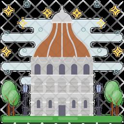 Piazza dei Miracoli Icon