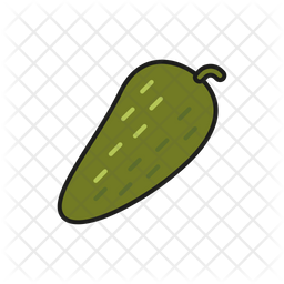 Pickled Icon