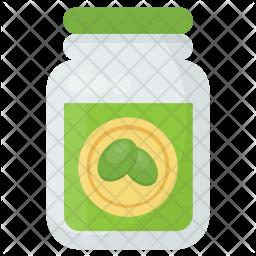 Pickled Olives Icon