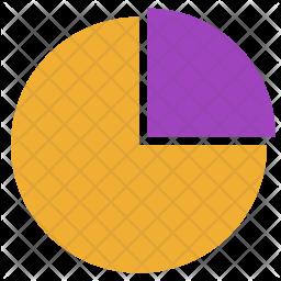 Pie-chart Flat Icon