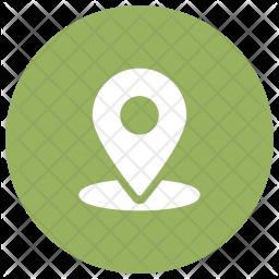 Pin Glyph Icon