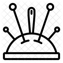 Pincushion Icon
