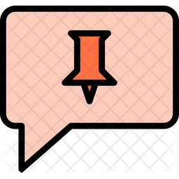 Pinned Message Icon
